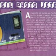 Appareil photo jetable