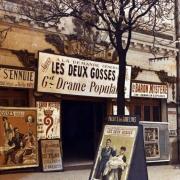 Cinéma Plaisir, rue de la Roquette