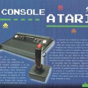 Console atari