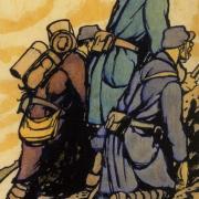 Dessin de soldats 14-18 (104)