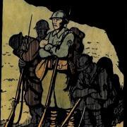 Dessin de soldats 14-18 (109)