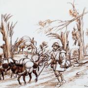 Dessin de soldats 14-18 (123)