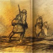 Dessin de soldats 14-18 (125)