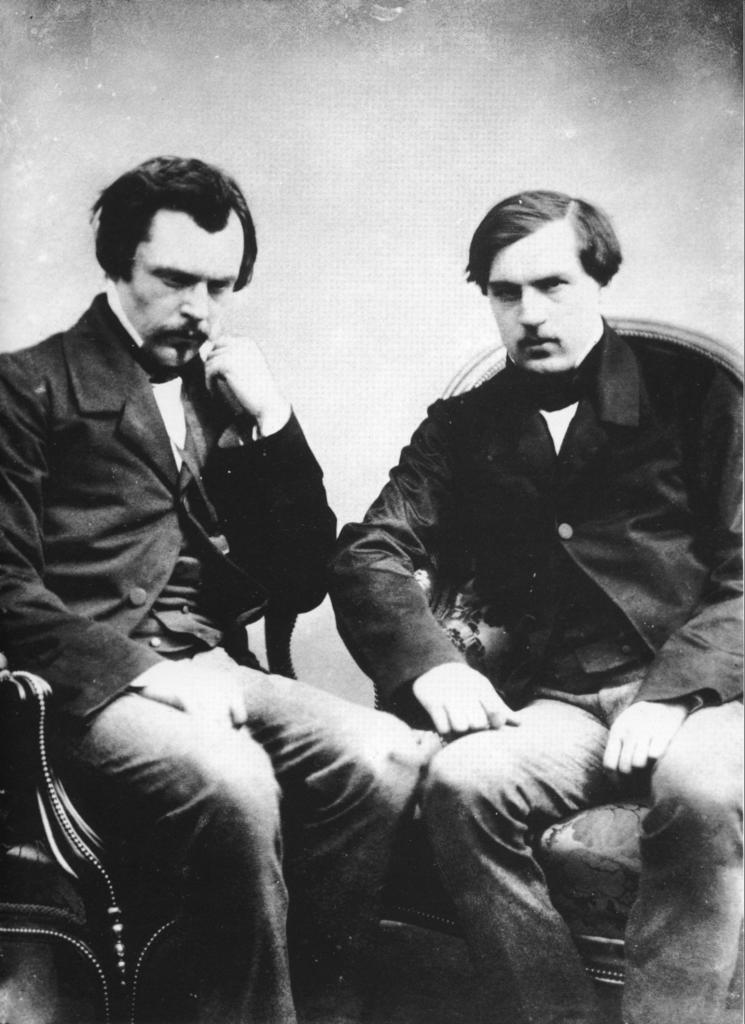 Edmond et Jules Goncourt