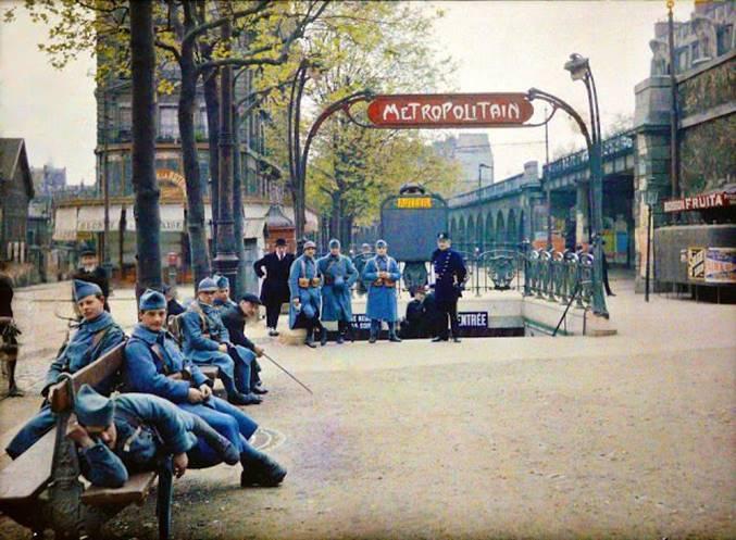Station de métro Auteuil