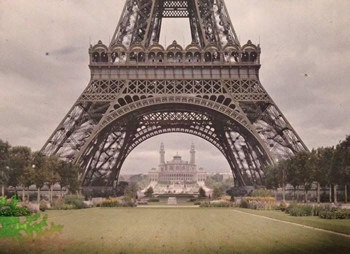 Tour Eiffel et Trocadéro