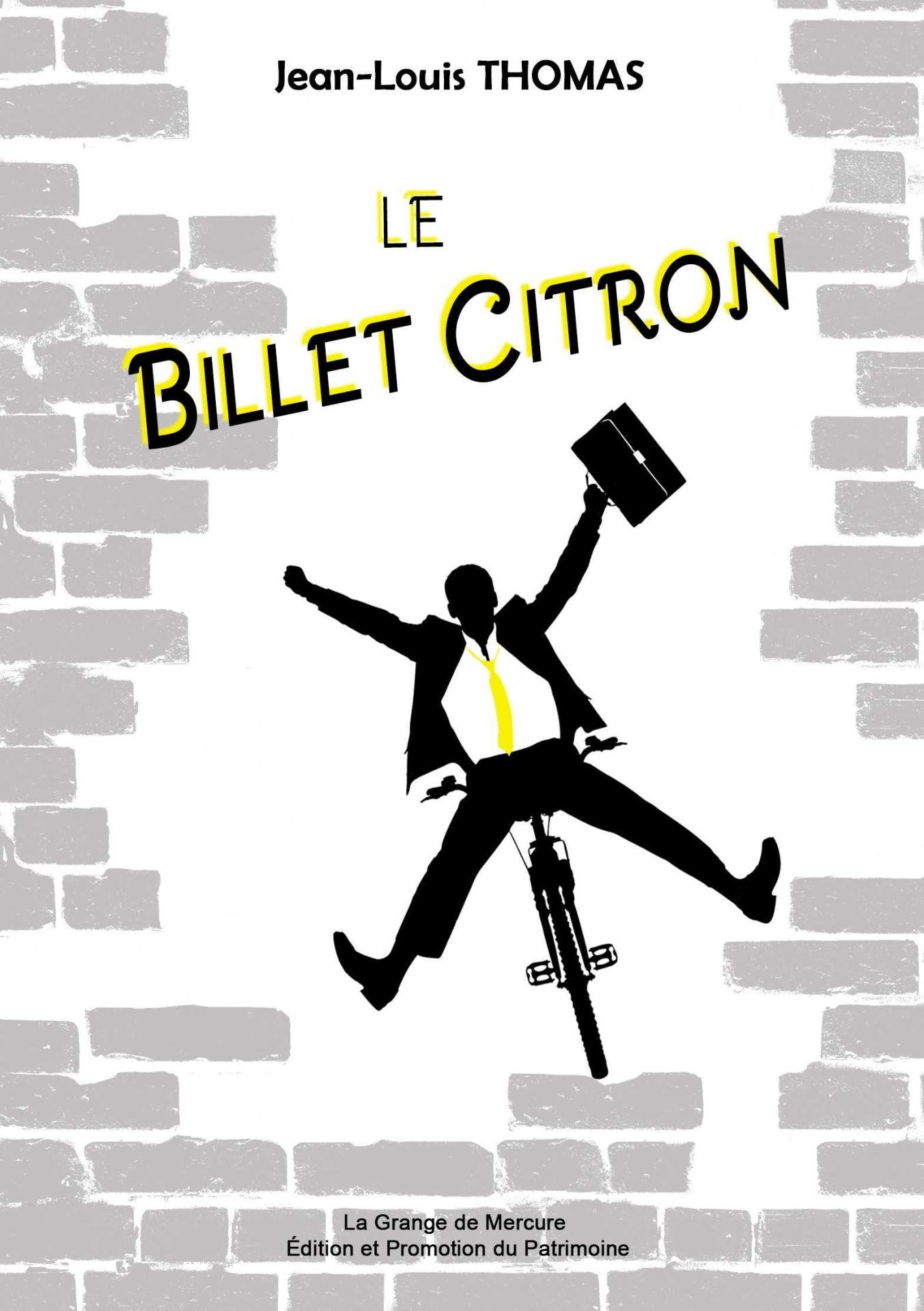 Billet citron web
