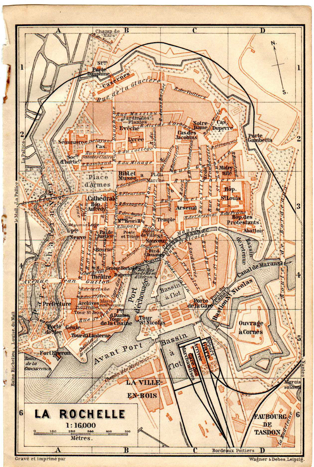 Carte lr 1907