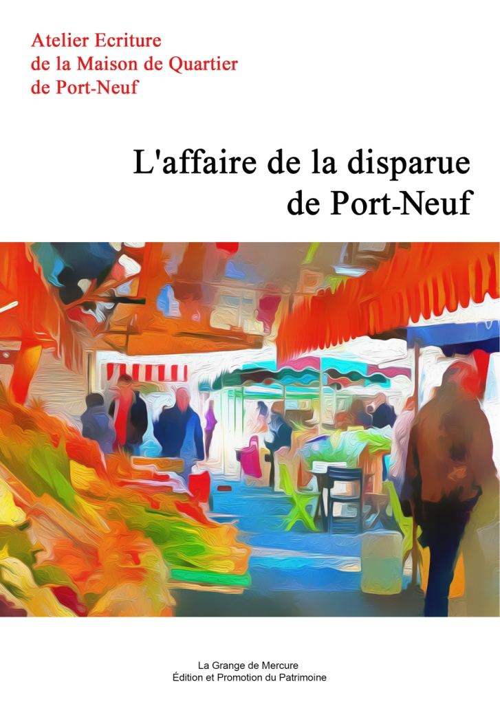 L affaire de la disparue de port neuf web