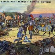 27 bayard arme francois 1er chevalier