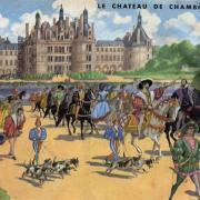 28 le chateau de chambord
