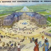 37 lous xiv fait construire le chateau de versailles