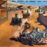 4 course de chars aux arenes