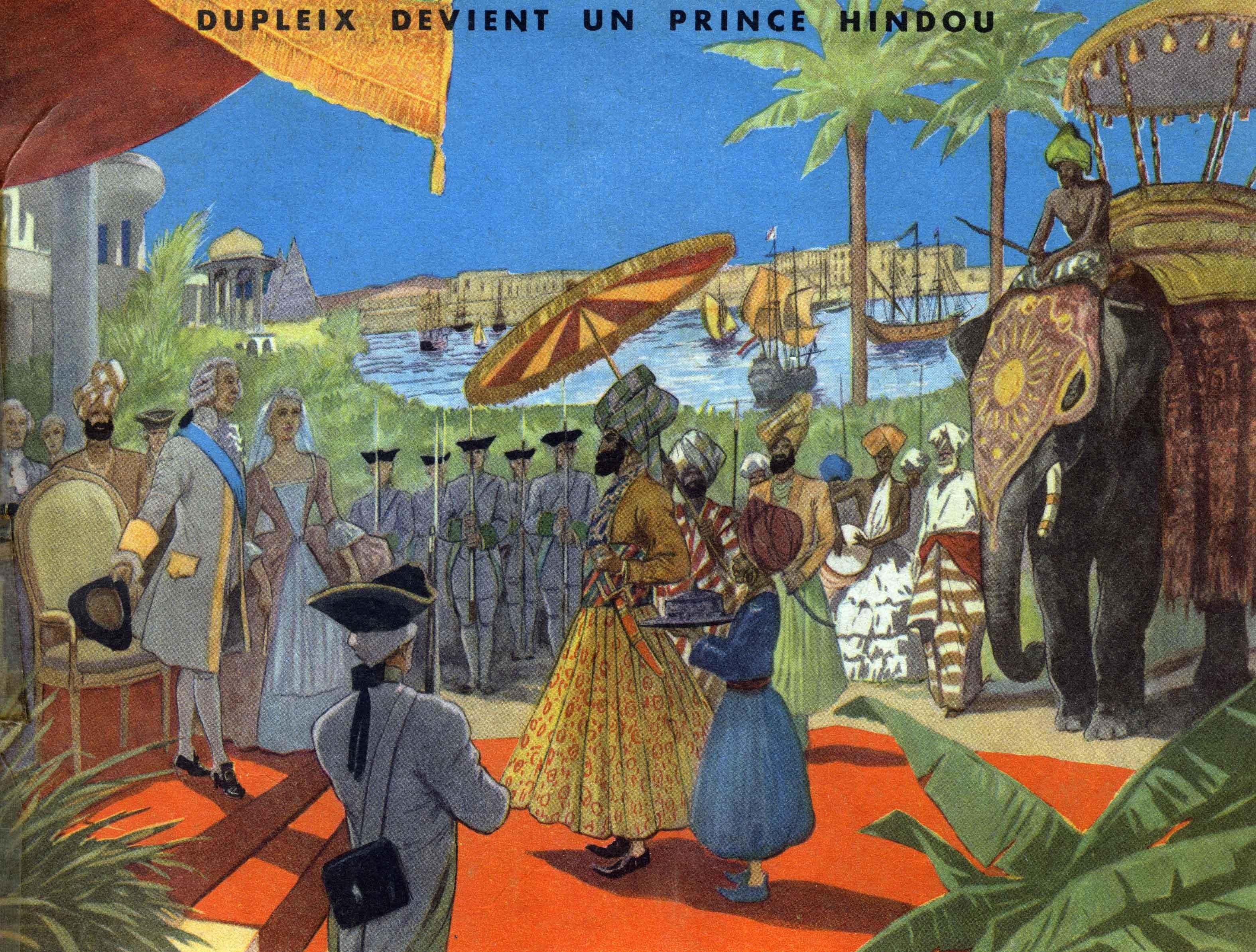 45 dupleix devient un prince hindou