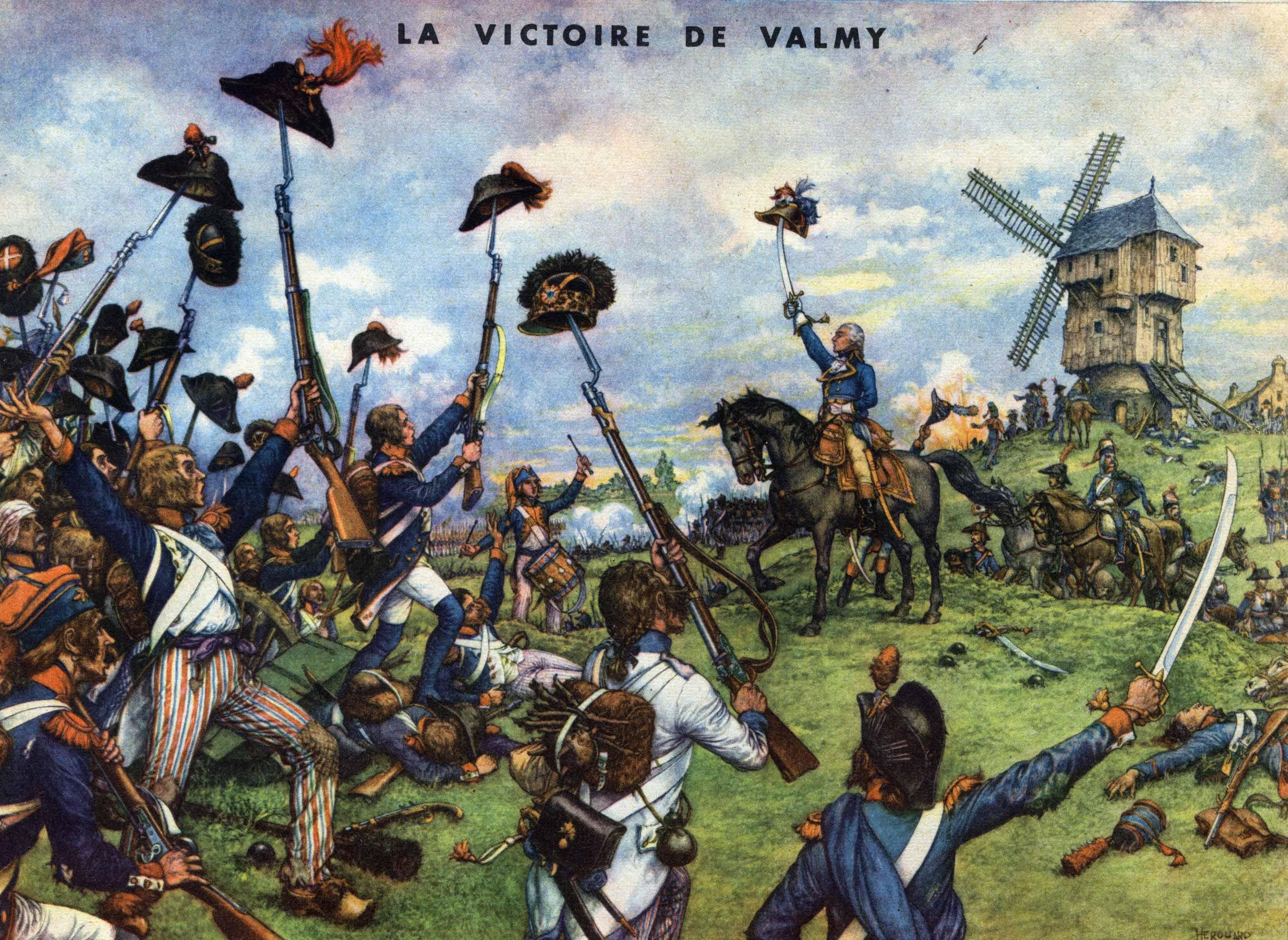 53 la bataille de valmy