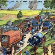 70 l exode de juin 1940