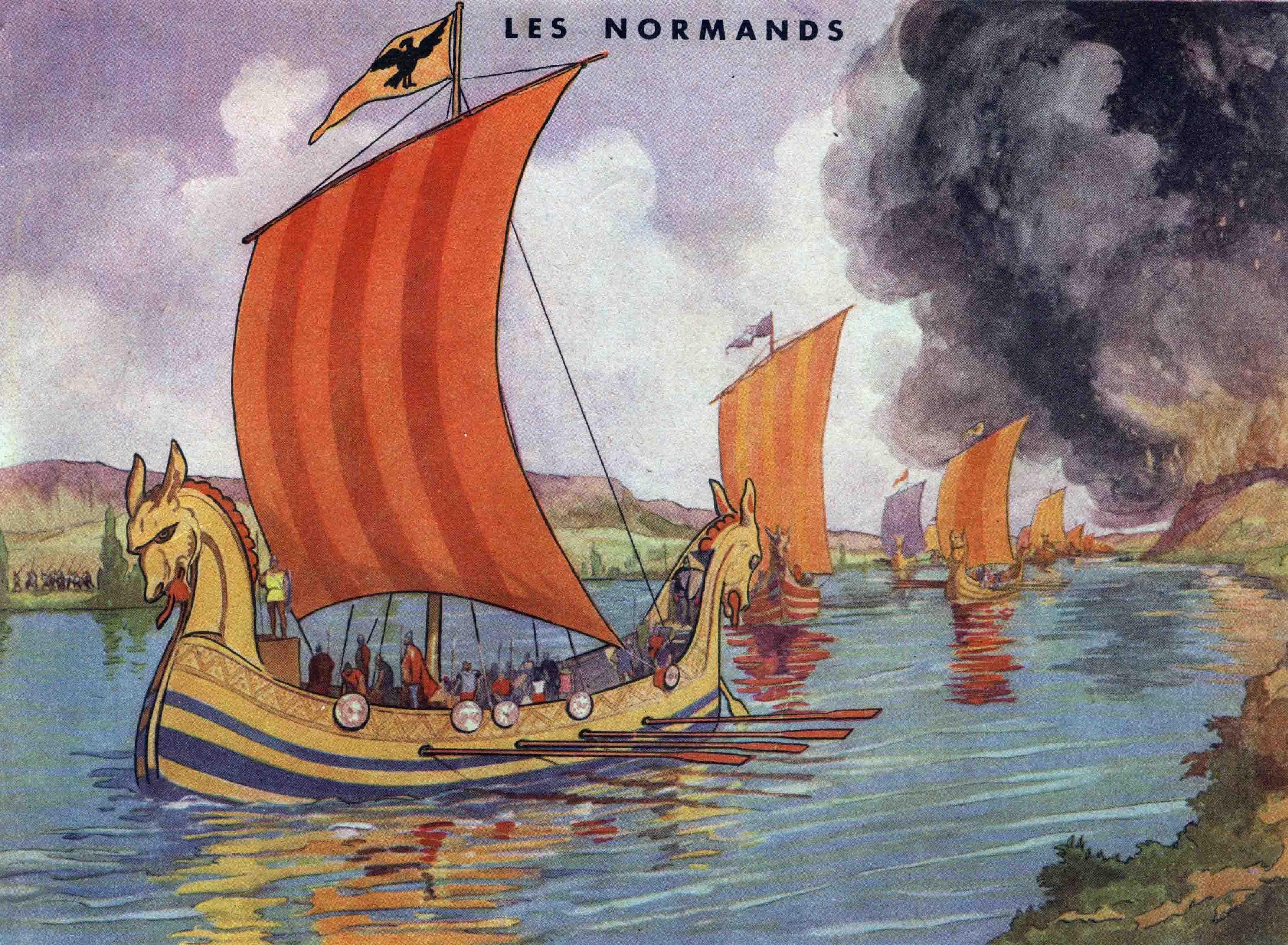 9 les normands
