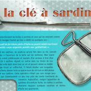 Clé à sardine