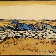Dessin de soldats 14-18 (149)