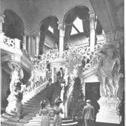L escalier du palais d autriche