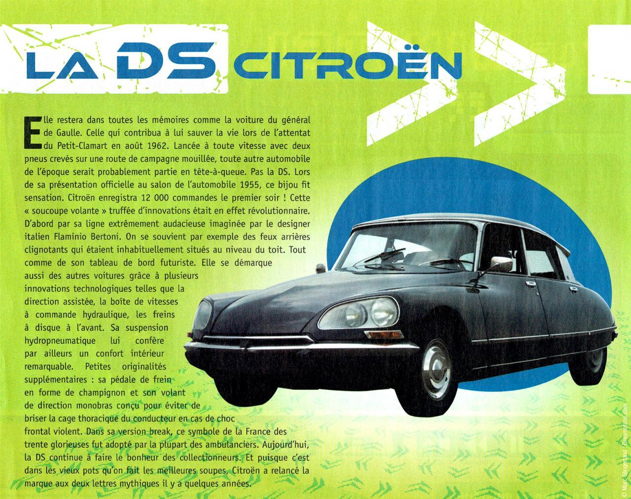 la DS