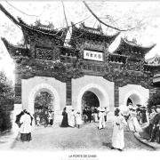 La porte de chine