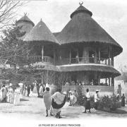 Le palais de la guinee francaise