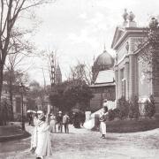 Le palais de la guyanne et le ministere des colonies