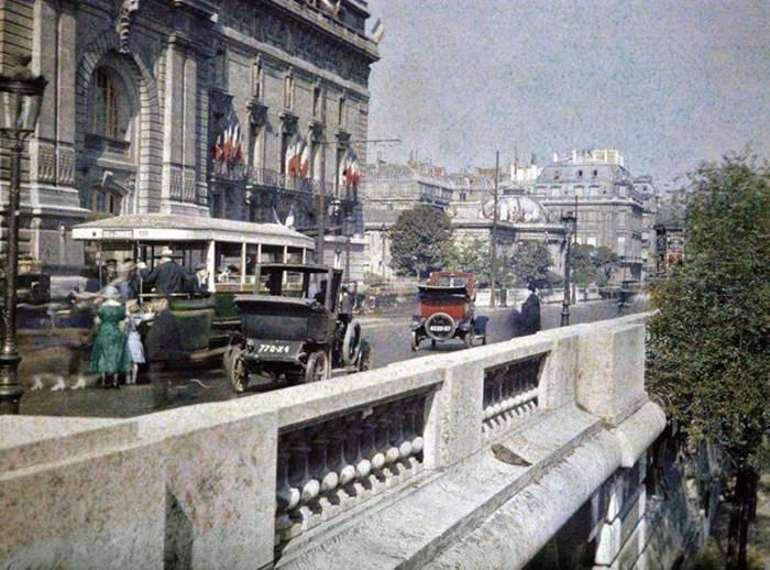 Le quai d'Orsay