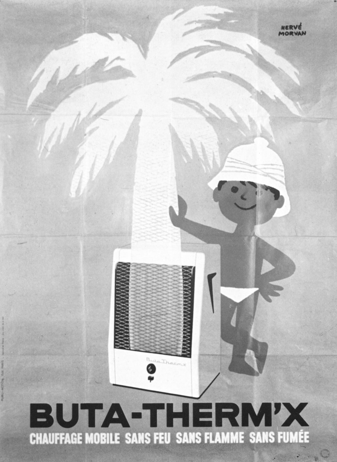 Publicité 1950-1965