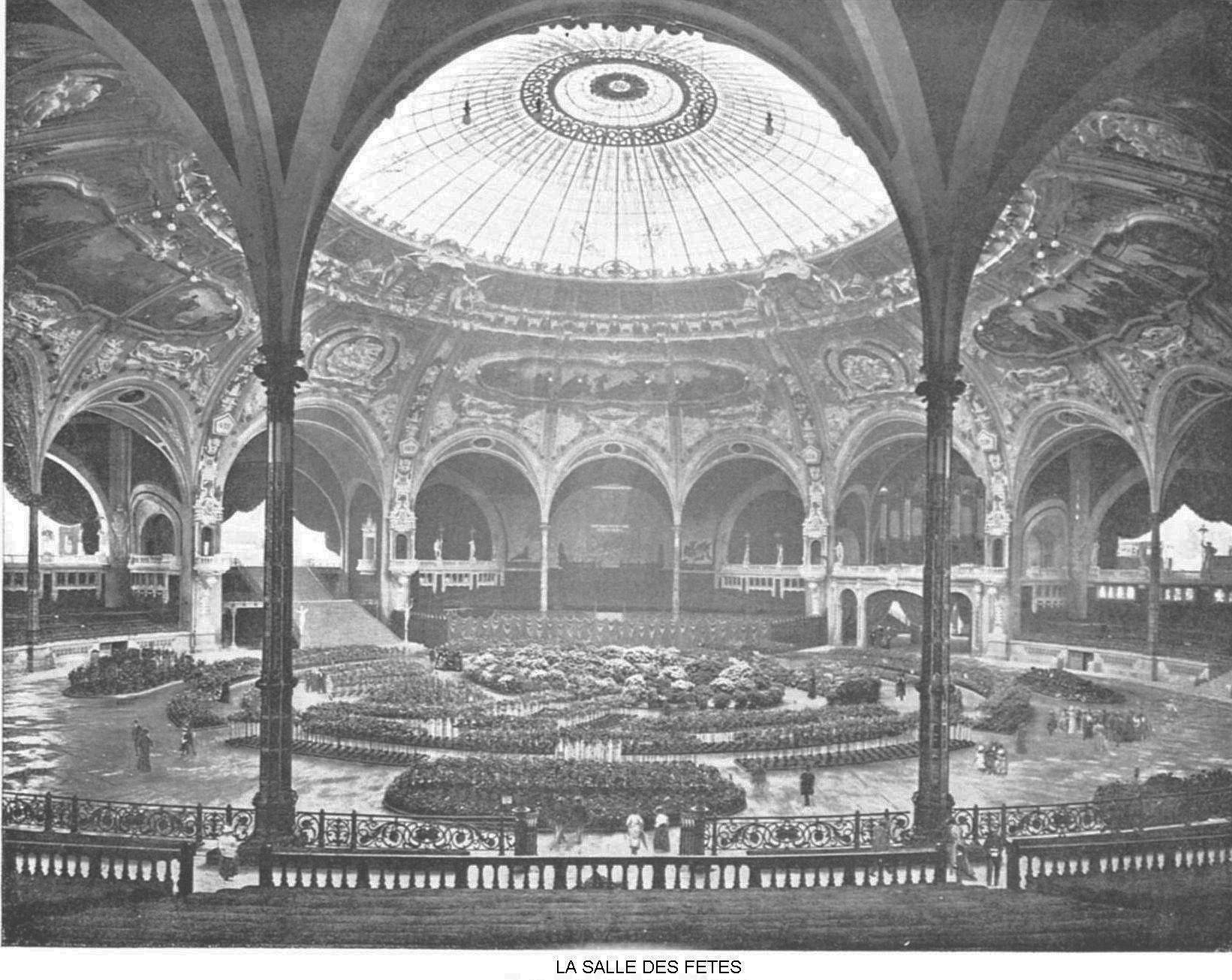 Ressources histoire exposition universelle 1900 la salle des fetes