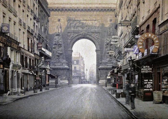 rue du Faubourg Saint Denis