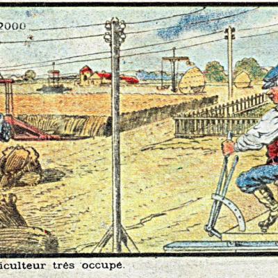 L'an 2000 vu en 1900