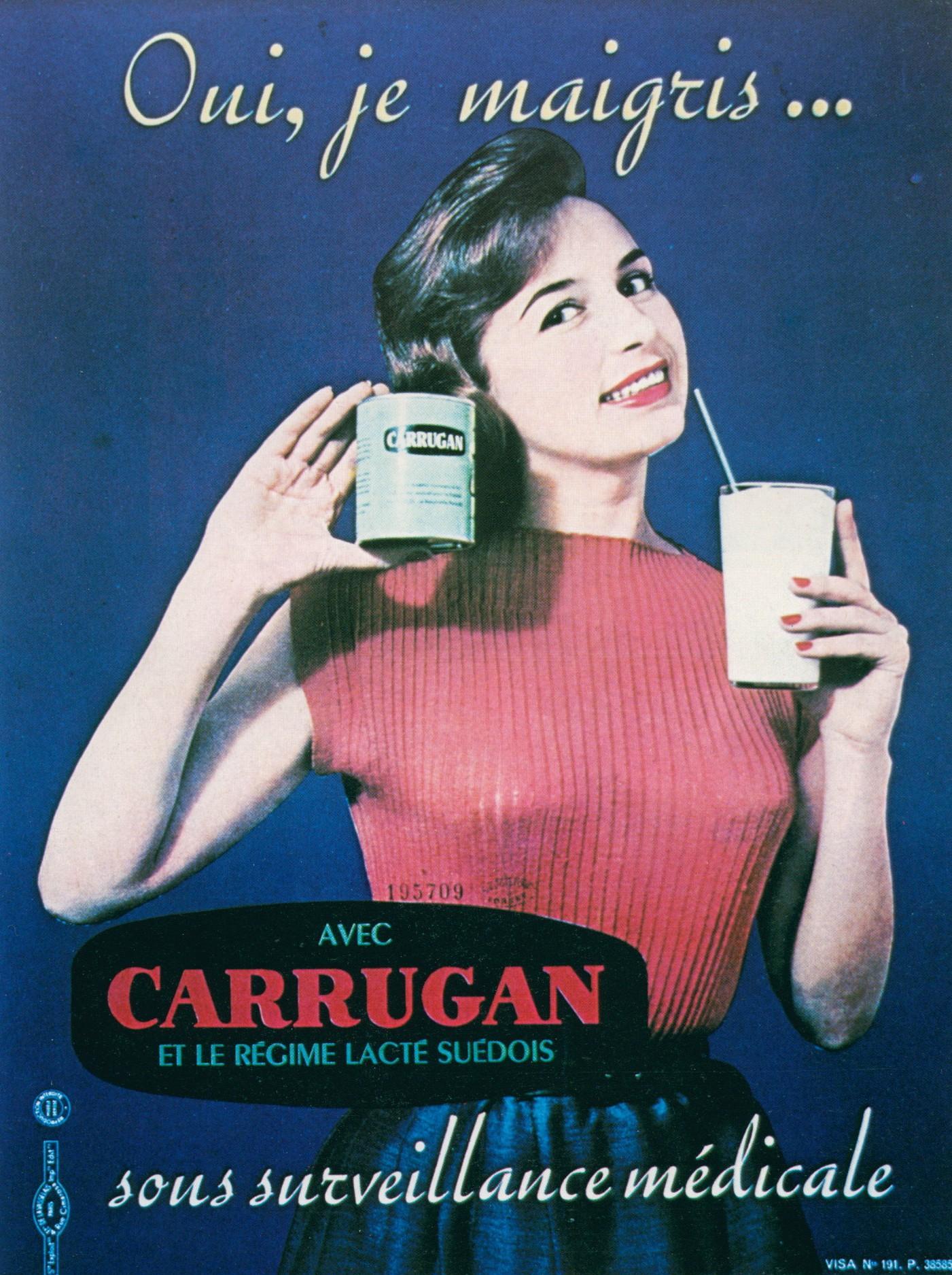 Publicite 1950 1965 45